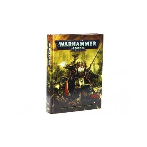 Warhammer 40000 Rulebook: 9781907964794: Amazon.com: Books
