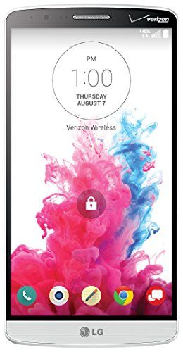 LG G3, Silk White 32GB (Verizon Wireless)  for more details visit  : http://mobile.megaluxmart.com/