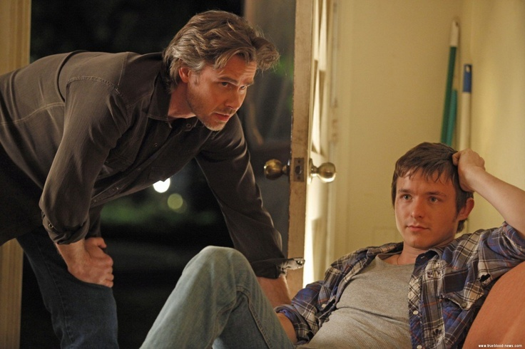 Sam Merlotte Trammel Tommy Mickens Marshall Allman.  After tommy tries to have sam killed
