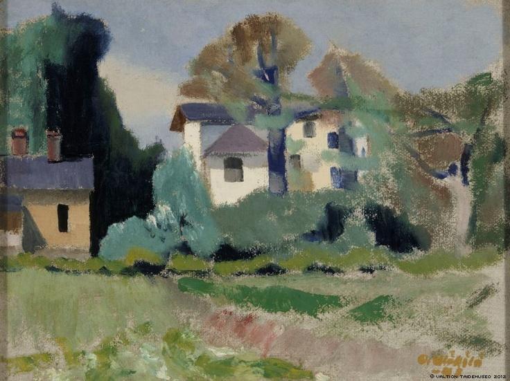 'White House', 1948 - Otto Mäkilä
