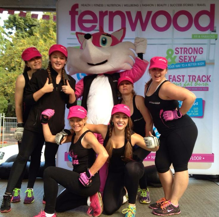 Check out our Fernwood Foxes from Ballarat! #getfoxy #fernwoodfitness