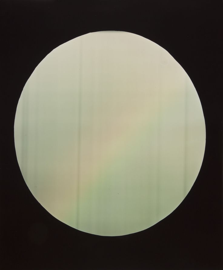 Darren Glass, Rainbow #009 2015 C-type print 508 x 609mm