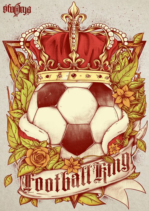 Football king by rifalisme