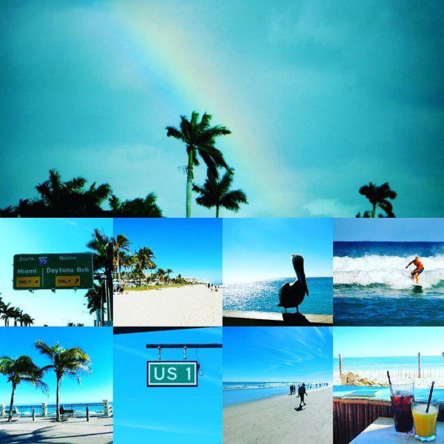 【myfavorite_antiques】さんのInstagramをピンしています。 《フロリダビーチ 帰国前の二日間は、ビーチでのんびりと。  #休暇 #旅行 #vacation #ビーチ #虹#フロリダ #フォートローダーデール #マイアミ #florida #fortlauderdale #miami #cocoabeach #うみ #海 #ありがとう #rainbow #thanks #thankyou #楽しかった #リフレッシュ #myfavorite #myfavorite_antiques #マイフェバリット》