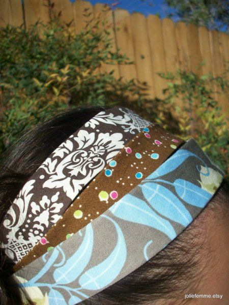 Handmade Headband From joliefemmebydiana