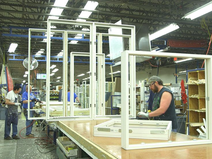 Every employee at the Marvin Window and Door Company in the small town of Warroad, Minn., is treated as a friend and neighbor - because they are