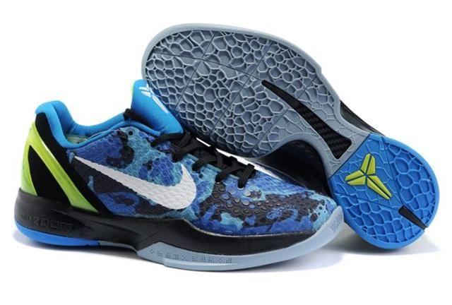 https://www.kengriffeyshoes.com/nike-zoom-kobe-6-blue-camo-p-1035.html Only$78.35 #NIKE #ZOOM #KOBE 6 BLUE CAMO #Free #Shipping!
