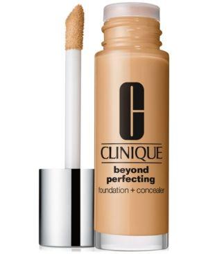 Clinique Beyond Perfecting Foundation + Concealer, 1 oz -