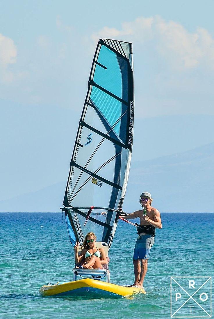 Amazing Windsurfing