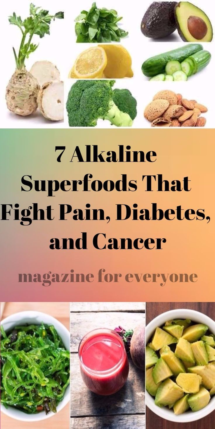 Including alkaline foods in your diet is extremely important for your health since these foods can neutralize toxic dietary acids help with excessive body fat and support organ health.