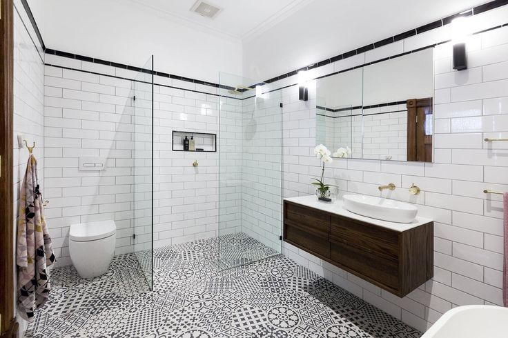 Dan & Carleen Week 3   Bathroom