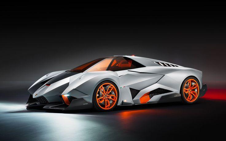 Image for Lamborghini Egoista Concept Cars Wide Wallpapers HD