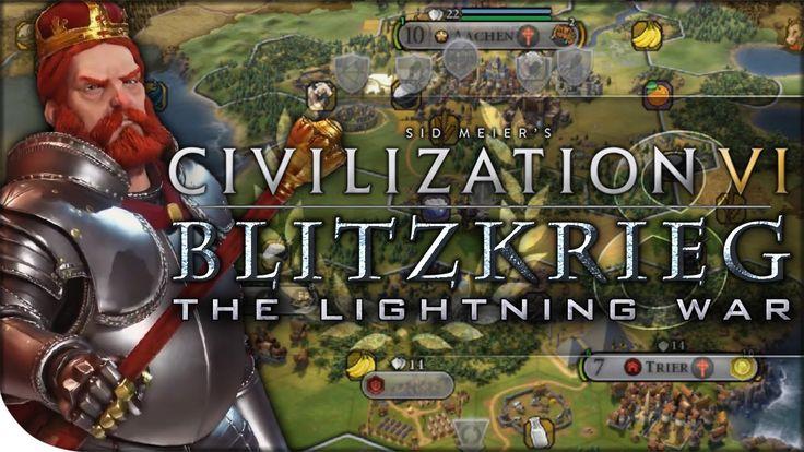 Archaeology Rush   Blitzkrieg: The Lightning War 8   Civilization VI   F...