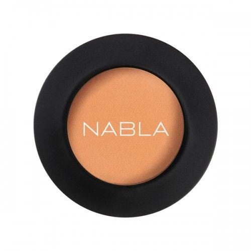 Prachtige losse (hoog gepigmenteerde) oogschaduw van Nabla Cosmetics! Kleur PEACH VELVET;Oranje / pastel peachy kleur - Soft Matte Zowel nat als droog aan te brengen! Crueltyfree & Vegan Makeup, zonder parabenenen siliconen etc. Inhoud: 2,5g