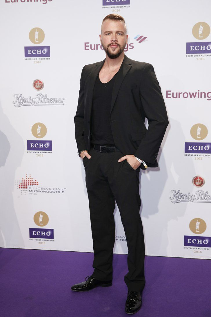 Pin for Later: Seht alle Outfits der Stars beim Echo Kollegah