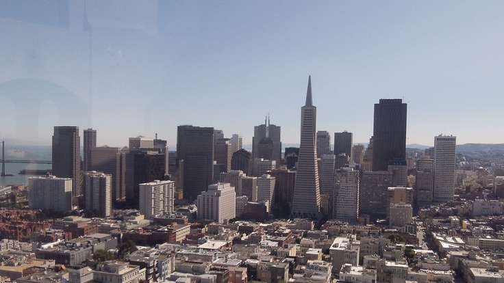 San Fran :D Love that city