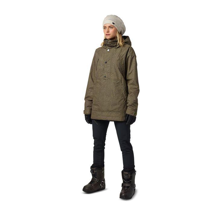 Women's B By Burton Esme Anorak Snowboard Jacket | Burton Snowboards