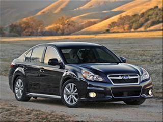 The Subaru Legacy is the best all-wheel drive sedan this side of $30,000. Among the dozen mainstream midsize sedans on the market, the Subaru Legacy stands in contrast to them all with one significant standard feature: all-wheel drive (AWD). Whil