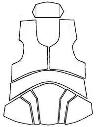 eva foam armor templates - Google Search