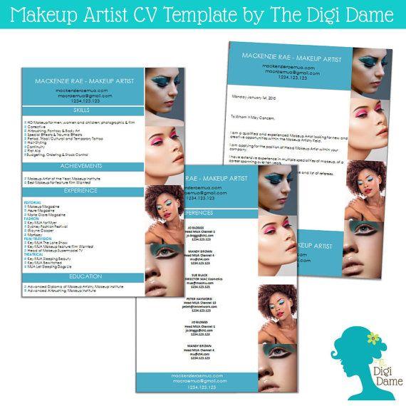 Freelance Makeup Artist Cv Exle  Mugeek Vidalondon