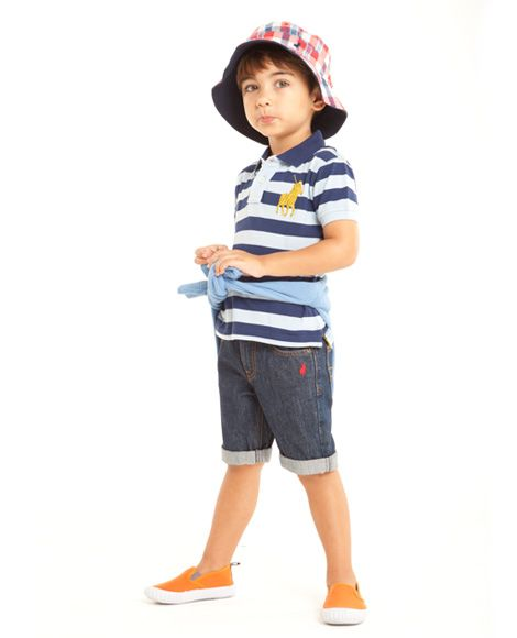 Let boys be boys this spring with POLOSouthAfrica!