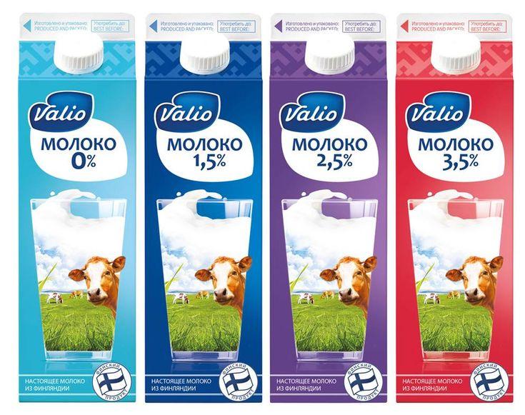 valio milk, Finland