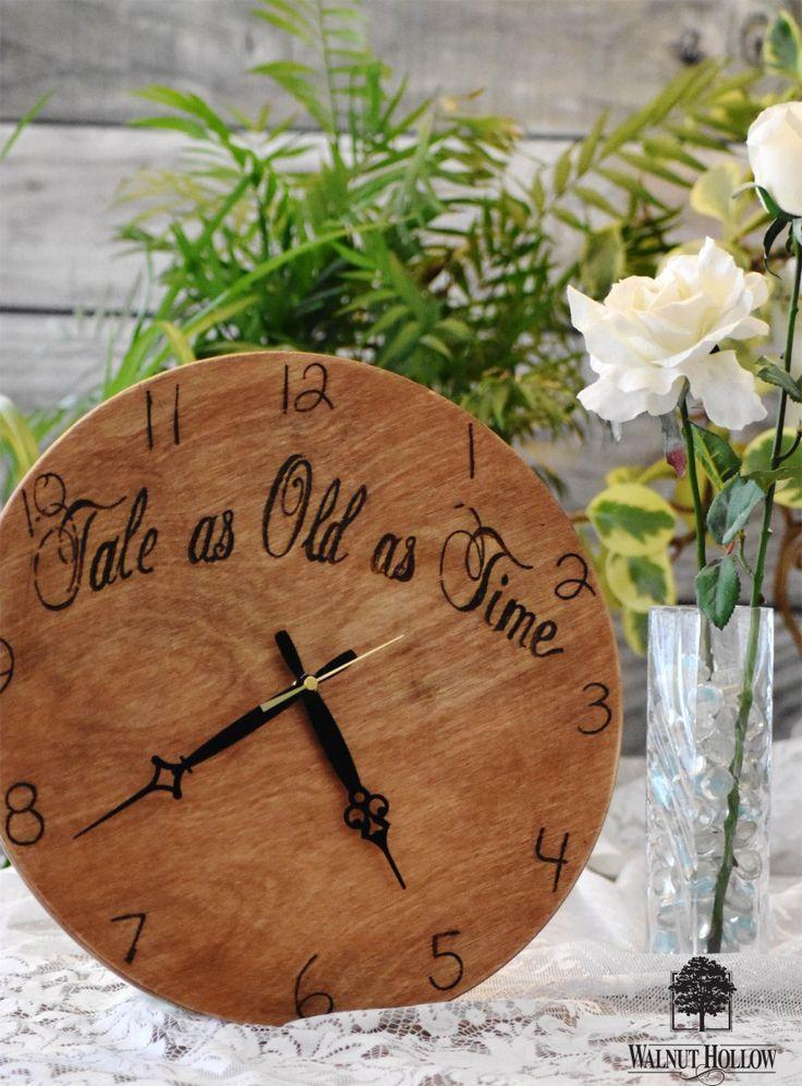 Wedding Clock Guest Book Clock IdeasDiy
