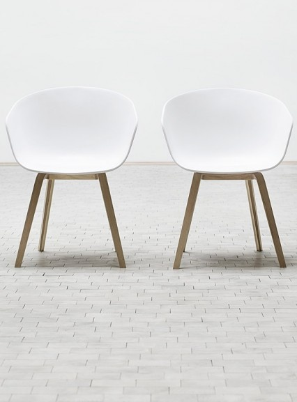HAY – About A Chair – White