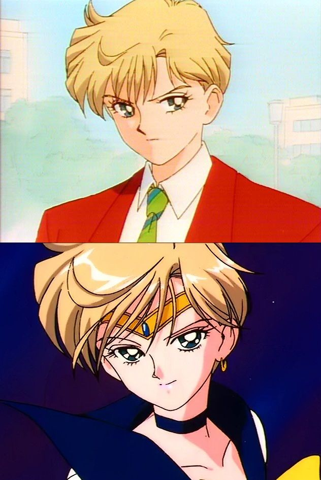 Sailor Moon : Sailor Uranus (Haruka Tenoh)