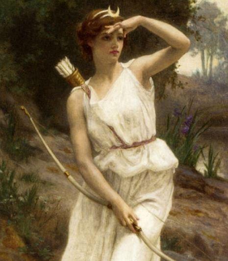 Artemide, Dea della caccia