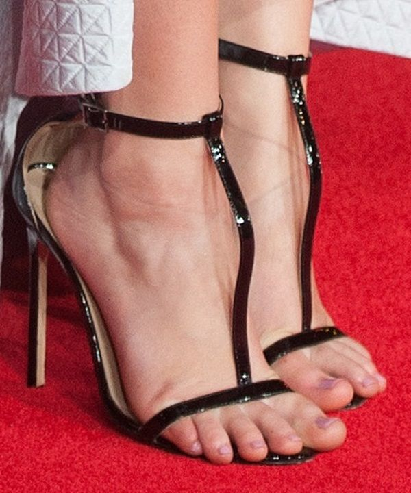 Jennifer Lawrence Suffers Shoe Disaster and Nipple Slip in One Day