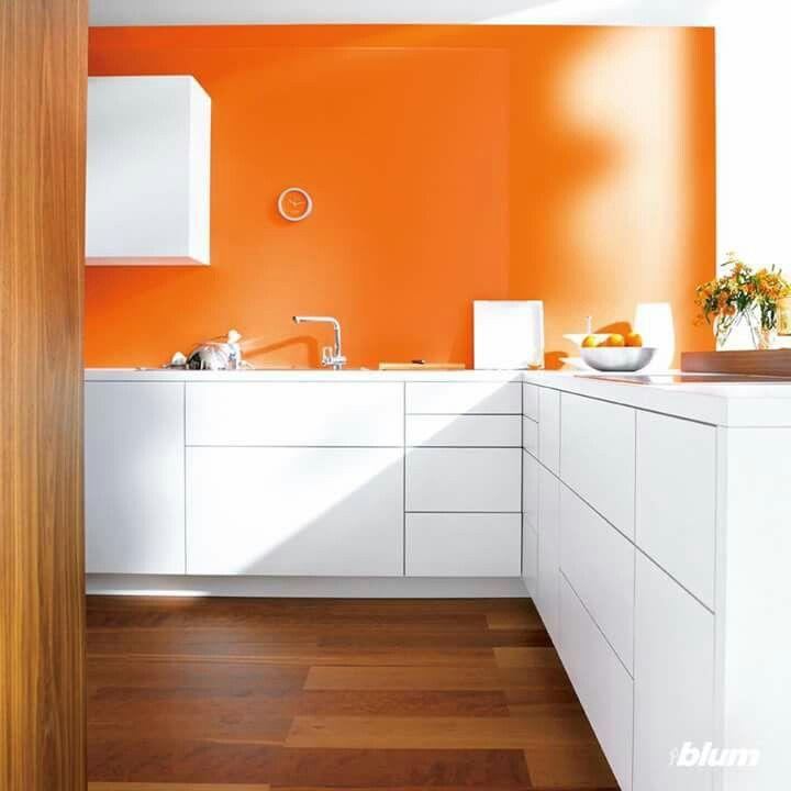 best 25 orange kitchen walls ideas on pinterest burnt orange kitchen orange kitchen and. Black Bedroom Furniture Sets. Home Design Ideas