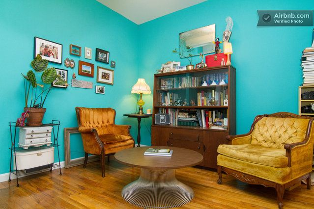 Sweet East Village Alcove Studio in New York