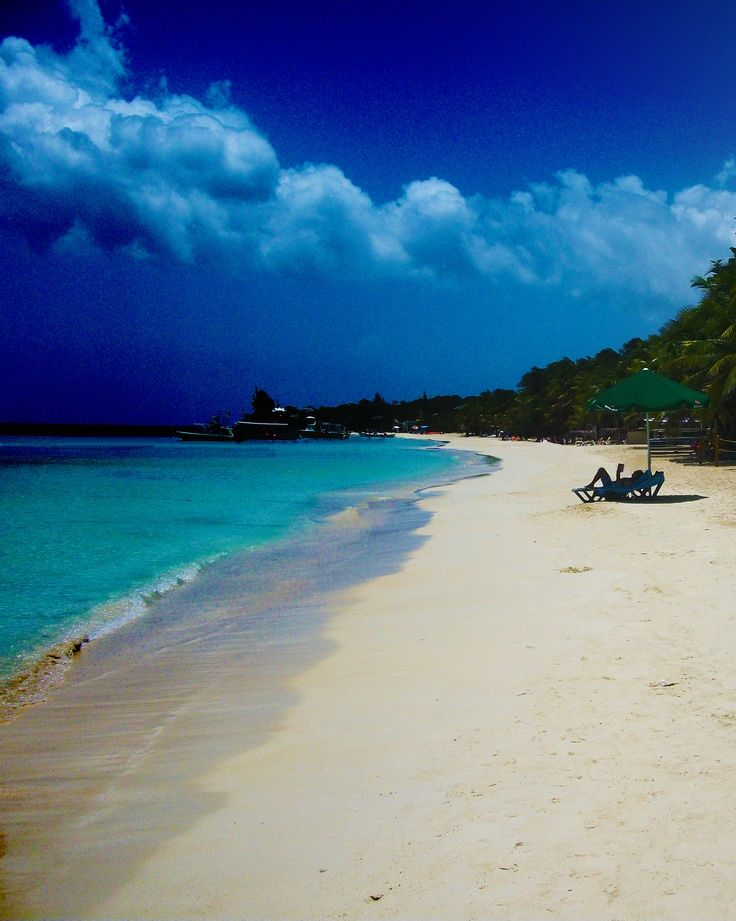 West Bay Beach, Honduras - 50 of the Best Beaches in the World (Part 3)