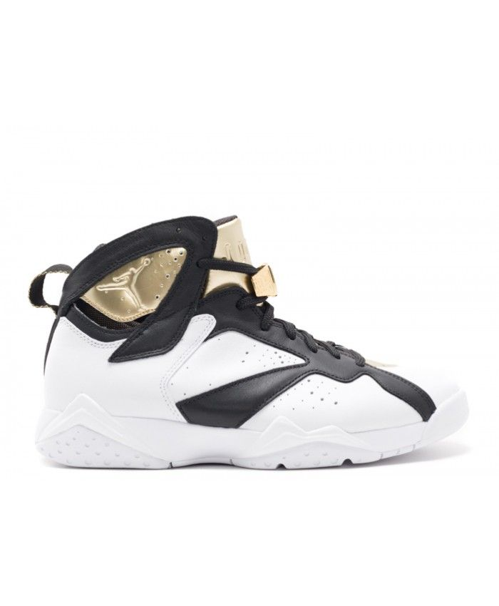 best service 730d7 628b4 Air Jordan 7 Retro Cc Champagne White Metallic Gold Black 725093 140