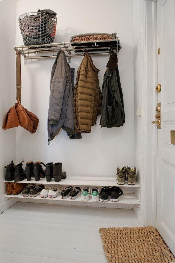 Tire o Sapato antes de entrar em Casa | Organizer Cunha