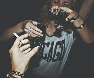 cheers to the teenage years | via Tumblr