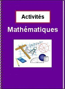 activités de manipulations et animations de math