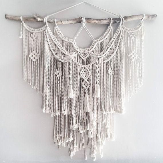 Best 25+ Macrame wall hangings ideas on Pinterest ...