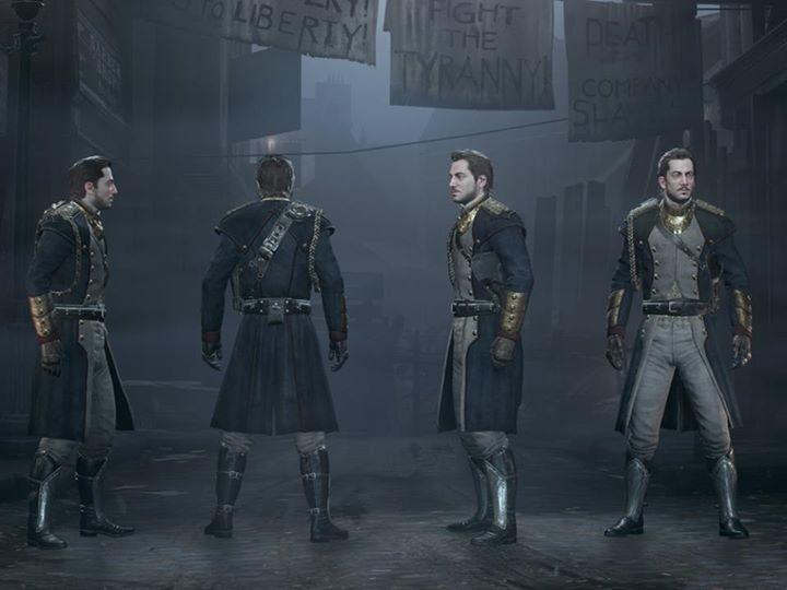31 best the order 1886 images on pinterest the order for The order 1886 shirt