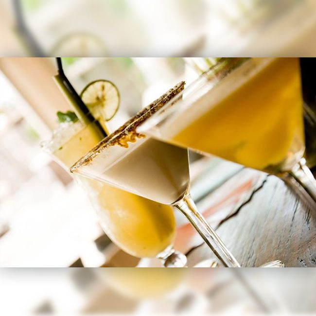Its Happy Hour.. 2 for 1 from 4pm to 7pm daily at Cocoon x