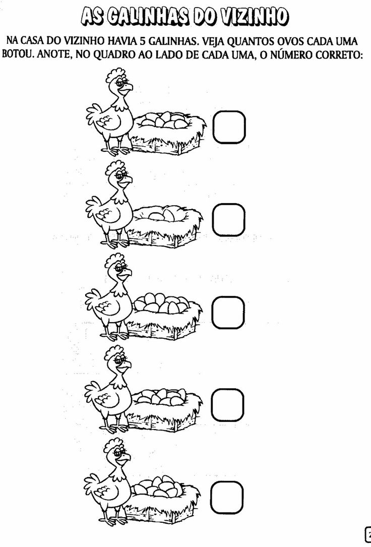 Projeto A Galinha Ruiva on Kindergarten Worksheets Turk