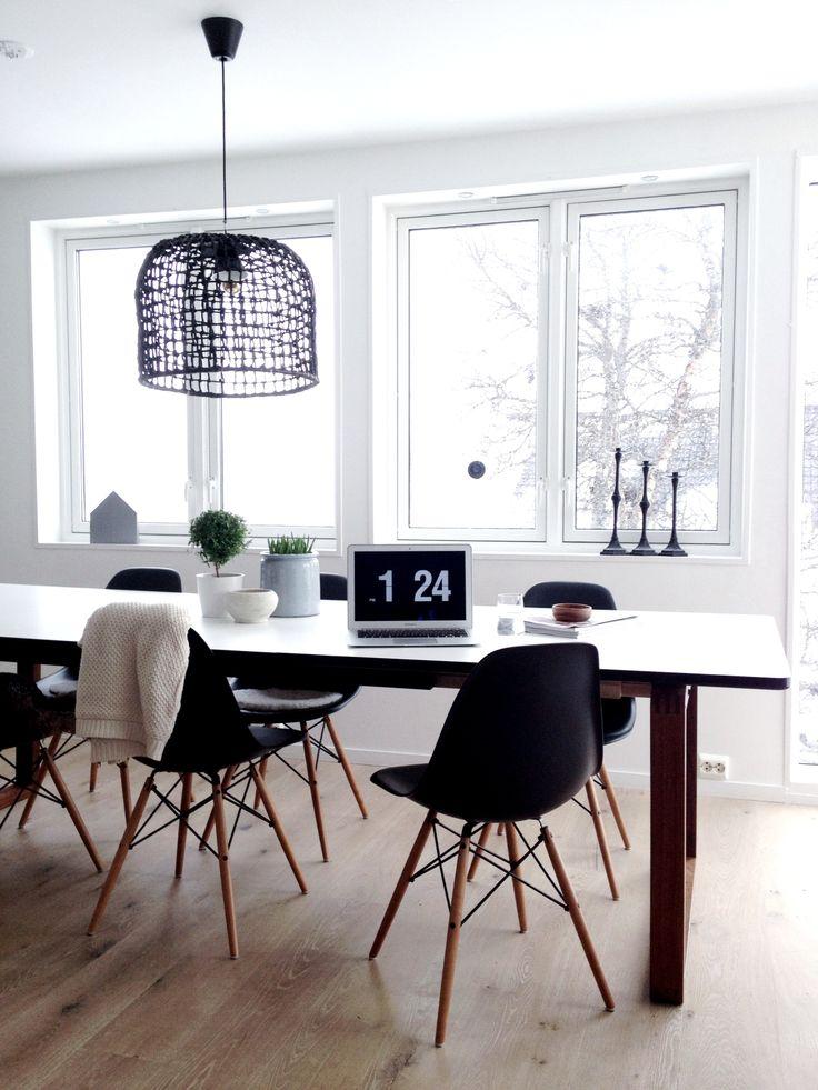 Dining room | by Ronja Worum