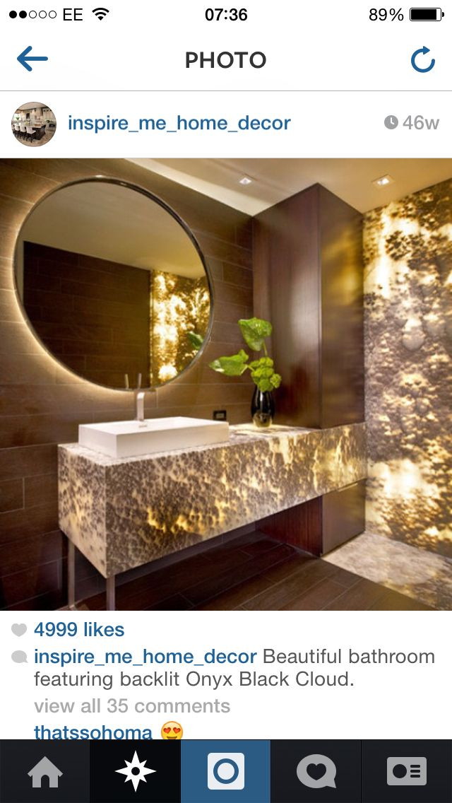 Backlit Onyx Design Ideas Pictures Remodel and