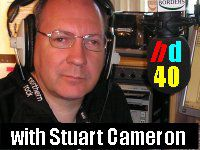 Introducing Stuart Cameron who runs a means show! Keep up to date every week with HotDisc country music charts. #bellejarrecords