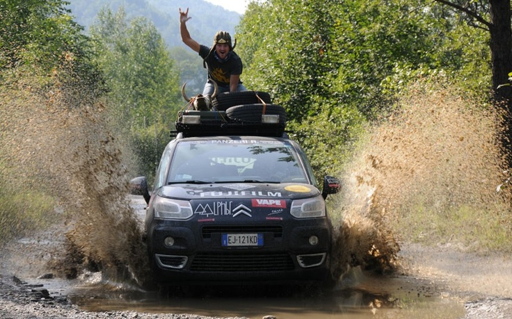 The Mongol Rally 2012: part two