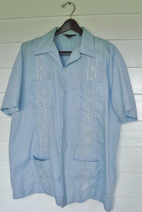 Mens Tunic Shirts