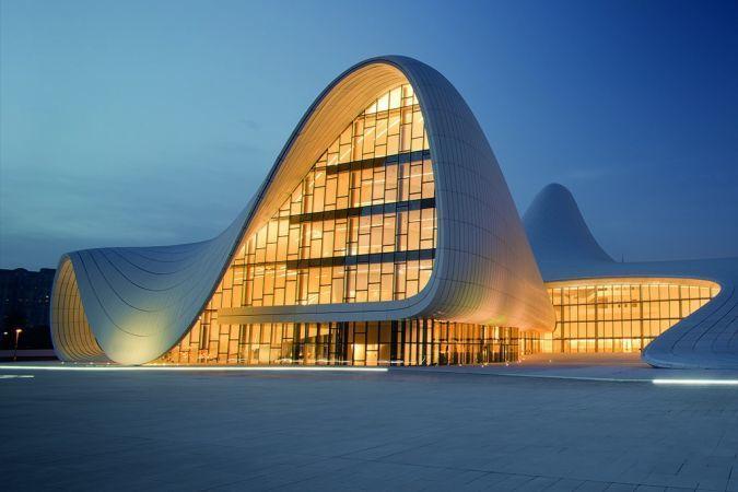 Heydar Aliyev Centre, Baku, Azerbaijan_3