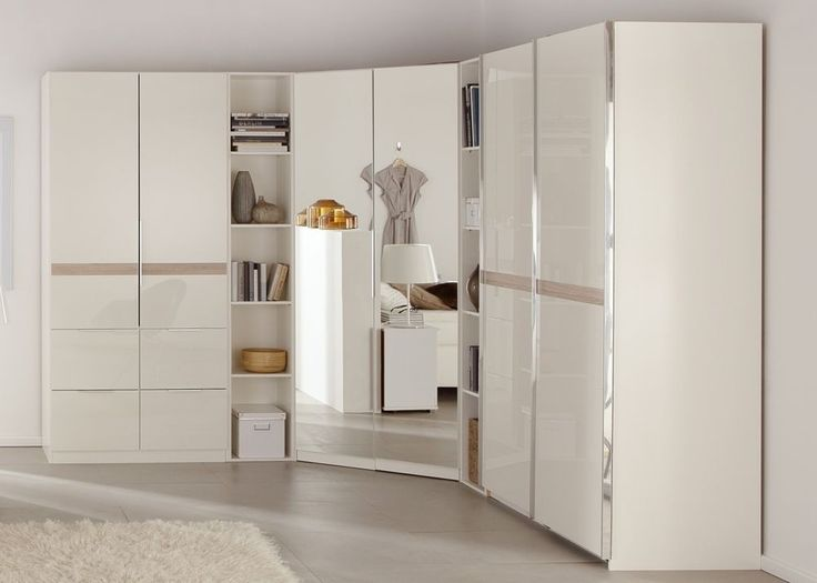 eckkleiderschrank wei. Black Bedroom Furniture Sets. Home Design Ideas