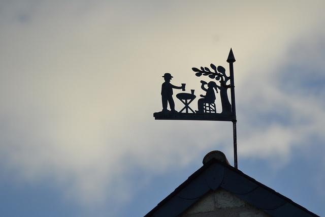 En Saumur, Francia.